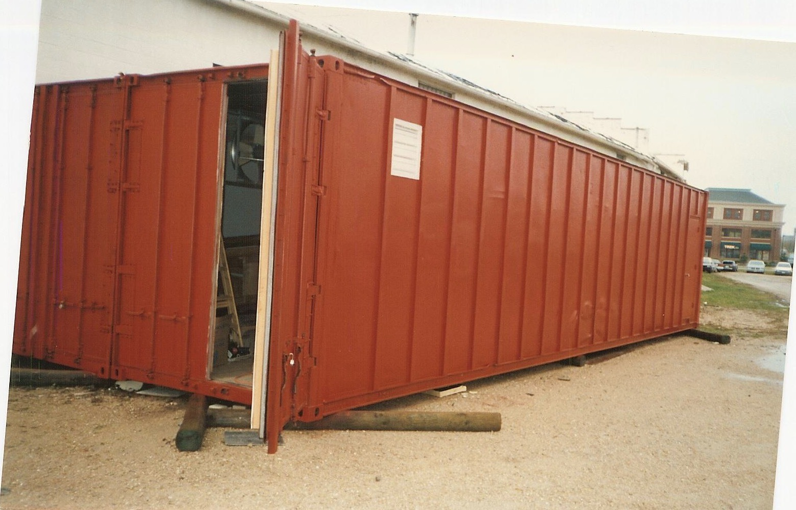 Global Energy Container Kiln